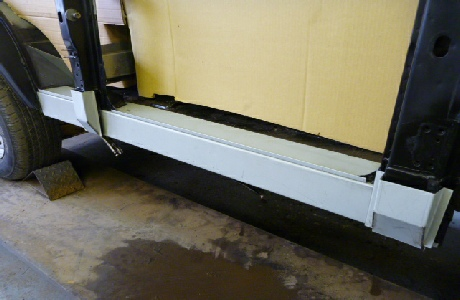 Discovery Inner Sill